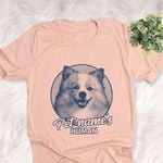 Personalized Pomchi Dog Shirts For Human Bella Canvas Unisex T-shirt