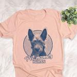 Personalized Portuguese Podengo Dog Shirts For Human Bella Canvas Unisex T-shirt