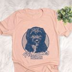 Personalized Portuguese Water Dog Shirts For Human Bella Canvas Unisex T-shirt