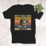 Best Pet Parents Ever Custom T-shirt