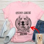 Personalized Pet Sketch Portrait Unisex T-shirts For Pet Lovers, Dog owners, Catlovers