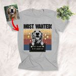 My Dog Ate My Lesson Plan Customized Dog Sketch Student Back To School T-Shirt