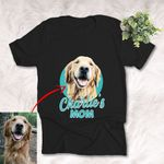 Personalized Fur Babies Colorful Painting Unisex T-shirt