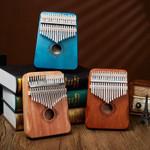 ✅ Kalimba - Mahogany Musical Instrument ✅