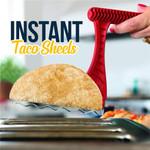 Crispy Taco Toaster