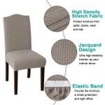 ⭐️ Elastic Chair Covers