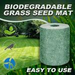 🔥Biodegradable Grass Seed Mat- Flash Sale