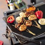 ⭐️Non-Stick Reusable Grill Mat
