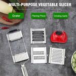 ✅Multi-Purpose Vegetable Slicer Set
