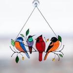 Birds Suncatcher Window Hanging🔥Free Shipping