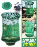 Reusable Fly Trap