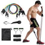 Body Resistance Bands Workout Kit