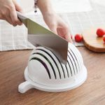 Fruits & Vegetables Cutter Bowl (Free Shipping)