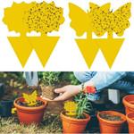 Yellow Sticky Traps Sticky Fruit Fly Trap (10pcs)