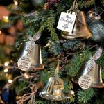 Christmas Ornaments Angel Wings Bell 🔥 HOT DEAL - 50% OFF 🔥