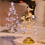 Christmas Tree Shaped Crystal Lamp 🔥 50% OFF - LIMITED TIME ONLY 🔥