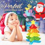 3D Christmas Pop Bubble Toy 🔥SALE 50% OFF🔥