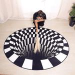 🔥Vortex Illusion Rug