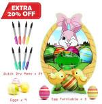 Easter Egg Decoration Kit👍