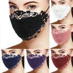 6-Pack: Gorgeous Lace Face Mask