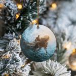 The Hand Of God Jesus - Ornament