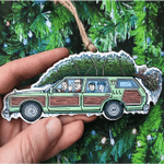 Griswold Family Vacation Car - Christmas Ornament