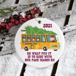School Bus Driver Ornament 2021