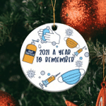 2021 Year To Remember Ornament