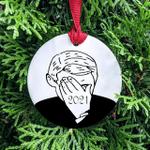 2021 Christmas Keepsake Ornament
