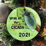 The Year Of The Cicada Ornament | 2021 Christmas Ornaments | The Year Of The Cicada Ornament 2021
