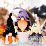 Halloween Tomte Scandinavian Plush Doll