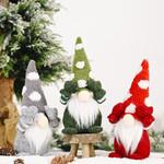 Christmas Snata Gnome Ornaments