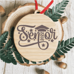 Back To School Gifts Christmas Ornament