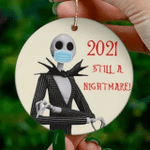 2021 The Nightmare Before Christmas Ornament