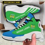 Shoes & Sneakers - Limited Edition - Sierra Leone