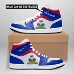 Haiti JD High-top Shoes Ver1