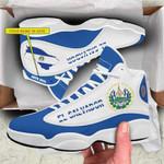 JD13 Shoes - El Salvador - Limited Edition
