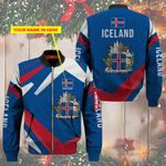 3D Bomber Jacket - Limited Edition - Iceland