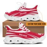 3D Clunky Sneakers - Poland - Limited Edition