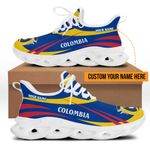 3D Clunky Sneakers - Colombia - Limited Edition