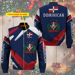 3D Bomber Jacket - Limited Edition - Dominican