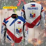 3D Bomber Jacket - Limited Edition - Philippines
