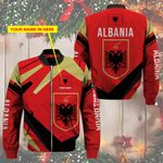 3D Bomber Jacket - Limited Edition - Albania