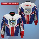 3D Bomber Jacket - Limited Edition - Cuba