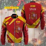 3D Bomber Jacket - Limited Edition - Spain