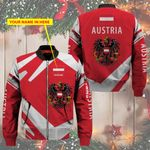 3D Bomber Jacket - Limited Edition - Austria