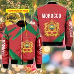 3D Bomber Jacket - Limited Edition - Morocco