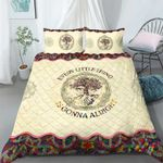 3D Full Printing  Bedding Set - Every Little Thing Is Gonna Alright