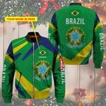 3D Bomber Jacket - Limited Edition - Brazil