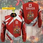 3D Bomber Jacket - Limited Edition - Canada